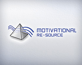 Corporate Identity / logo design: Motivational Re-Source